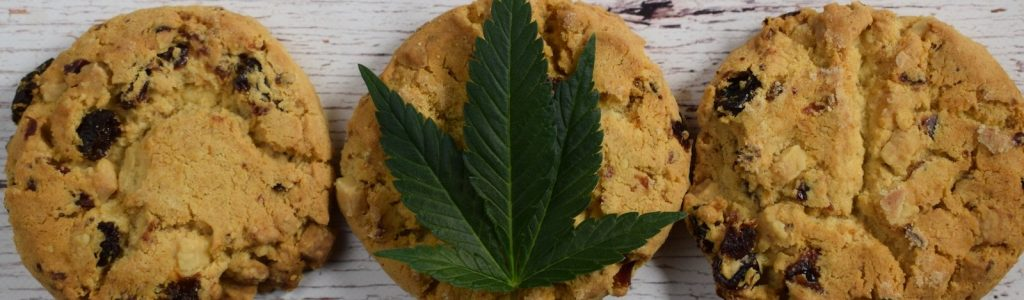 Receta para Galletas de Marihuana